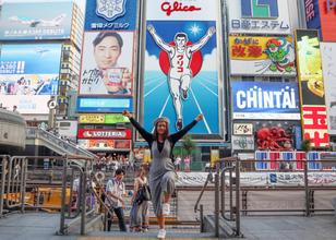 大阪大好きライターが教える「道頓堀でやっておくべき」10のこと