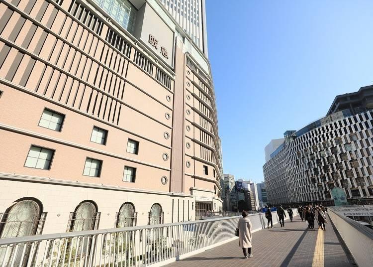 오사카 여행이라면 우메다는 무조건 가야 한다