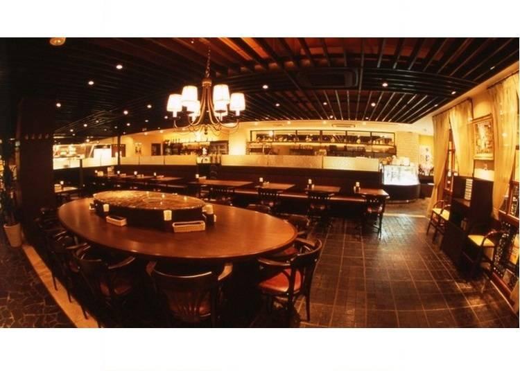 4.ランチからガッツリお肉を食べたい方におすすめ!「クラフトビールのステーキ酒場 パリ21区」