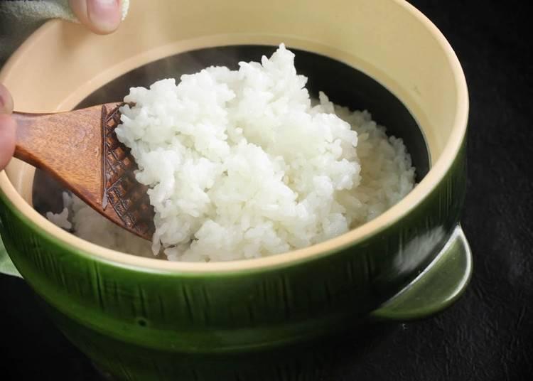 1.日本伝統のお米をいただく「京の米料亭 八代目儀兵衛」