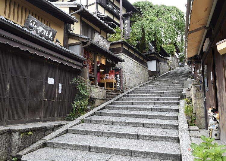 【保存版】清水寺まで行く、一年坂・二年坂・三年坂の散策ガイド