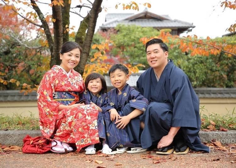 7. Rental Kimono Rose: Authentic kimono experience & photography