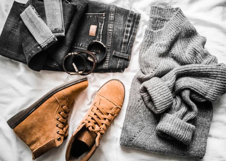 服裝準備撇步②出遊時記得穿上好走的運動鞋