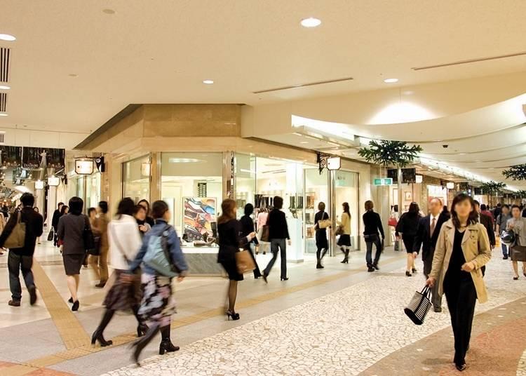 大阪景点㉓多种类店家让你逛不完!Diamor大阪
