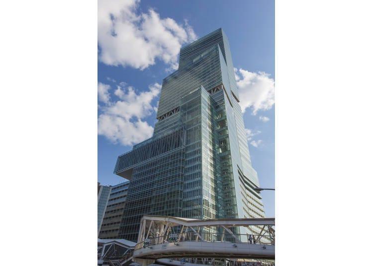 大阪景點⑨大阪市容一覽無遺的「阿倍野HARUKAS」