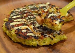 How to Make Okonomiyaki at Home: Easy Way to Make This Famous Osaka Dish!