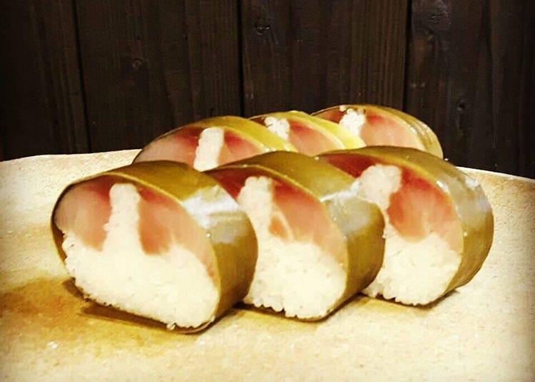 5. 정말 맛있는 교즈시를 먹을 수 있는 '다이젠'
