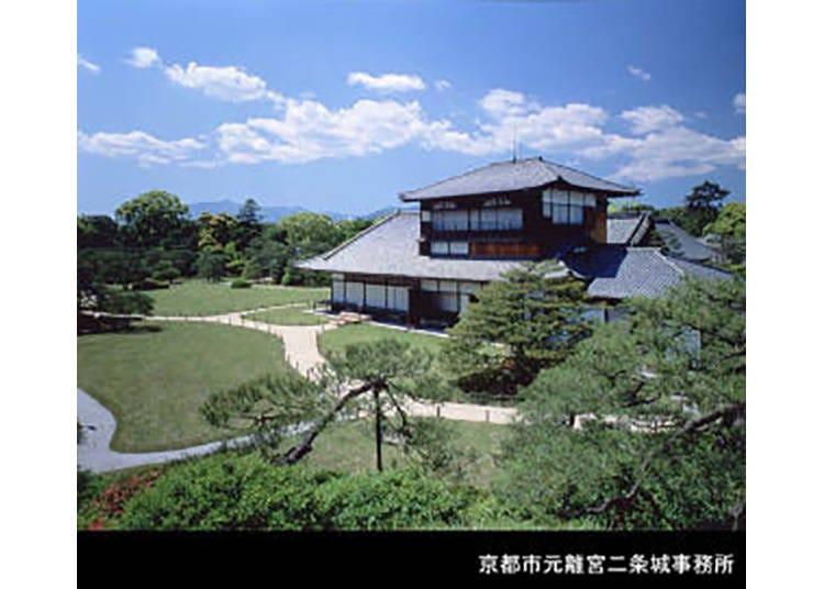 【元離宮二条城】大政奉還の舞台となった重要なお城
