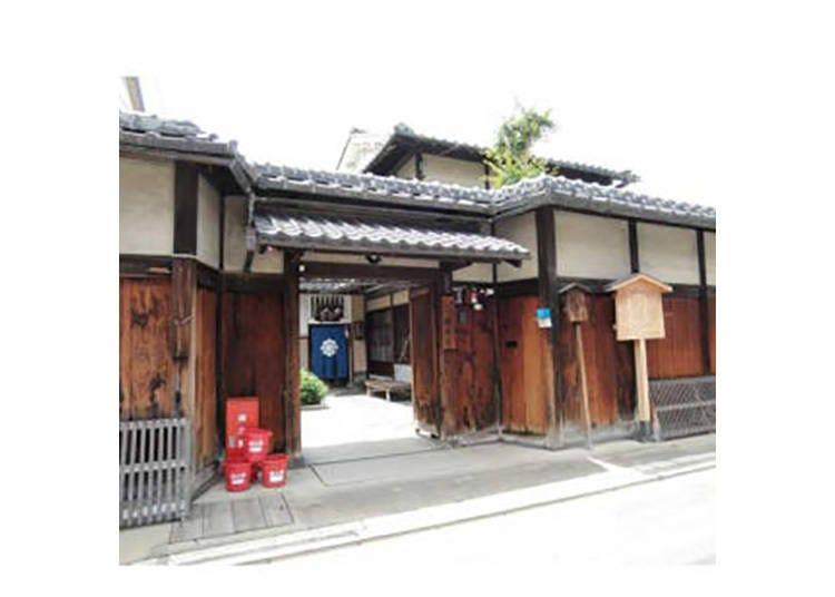 【二條陣屋(小川家住宅)】防衛や防火の趣向を凝らしたお屋敷