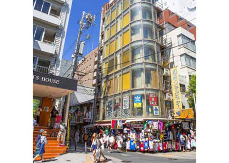 【アメリカ村】大阪の若者が集まる流行発信基地