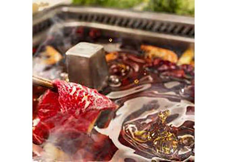 【海底撈火鍋 心斎橋店】中国で400店舗展開する火鍋の名店