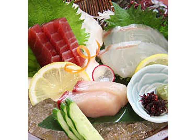 【ホテル京阪天満橋 居酒屋ダイニング 満天】ホテルシェフが作る料理を気軽に味わう
