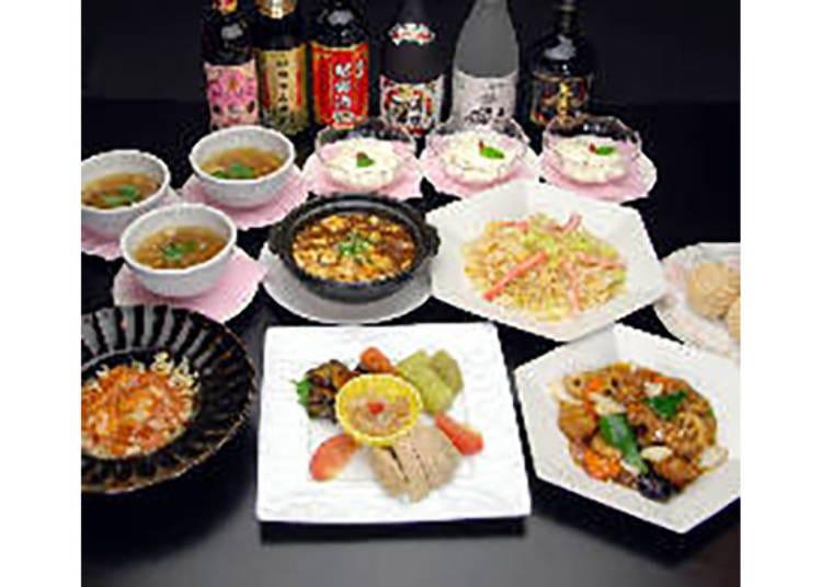 【チャイナダイニング 飛天】医食同源がコンセプトの本格中華