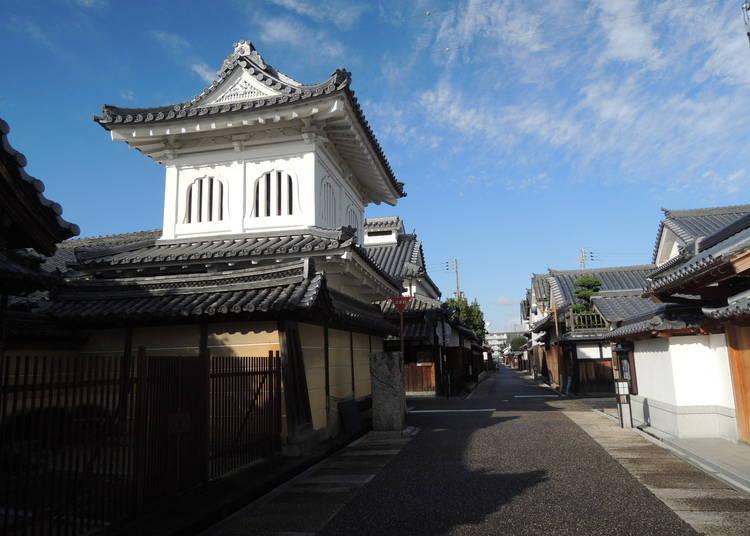 7. Tondabayashi Jinai-machi: A Traditional Town to Enjoy Your Holiday