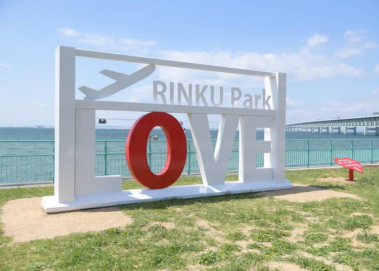 8. Rinku Park: Enjoy A Refreshing View