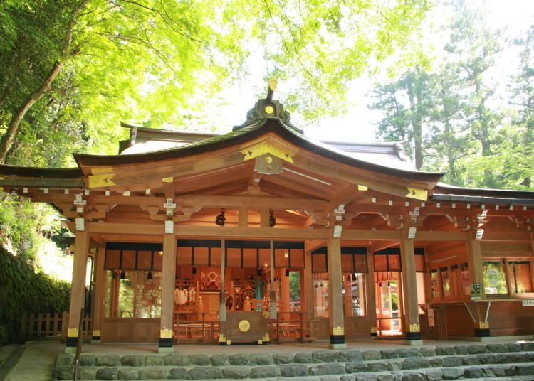1. Kifune Shrine: Spiritual sanctuary tucked away in the recesses of Kyoto (Kurama / Kifune area)