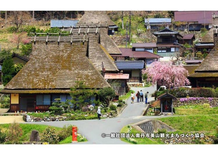 8. Miyama Kayabuki-no-Sato: A glimpse of Japan during its earliest days