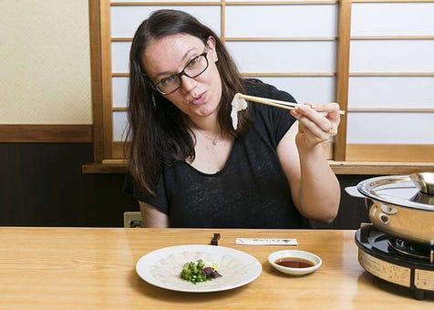 大阪名物「河豚料理」的實際體驗!等你來挑戰!