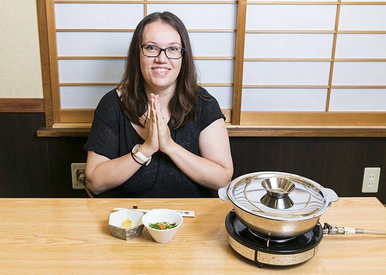 第一次到大阪挑戰品嚐河豚料理!