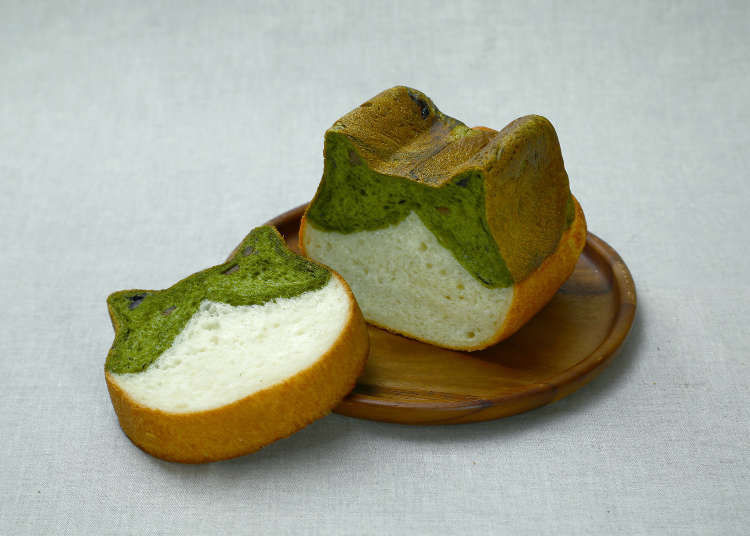 Japan Brings Cat-Shaped, Matcha-Flavored Bread into the World - Too Far or Just Far Enough?