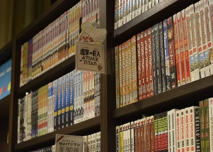 京都國際漫畫博物館才有的伴手禮