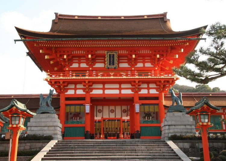 1. Fushimi-Inari Shrine: The Mysterious Senbon Torii