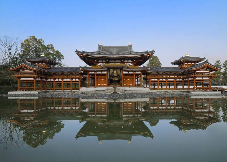 宇治一日游行程①「平等院」日本国宝飨宴