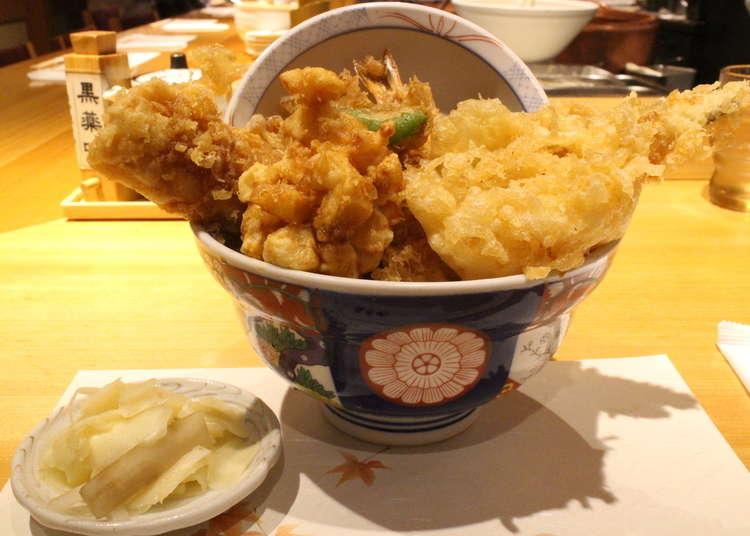 Must-Eats: 3 Recommended Kyoto Tempura Restaurants