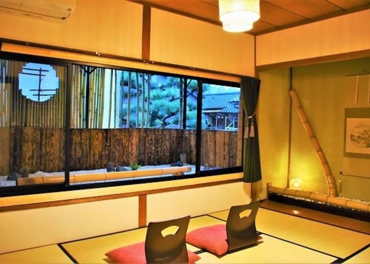 心と心を繋ぐ、二条の小さな宿「Guest House Oumi」