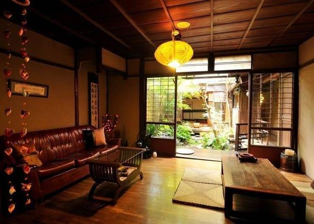 京都5間Guest House:近車站、觀光景點又平價 超值推薦!