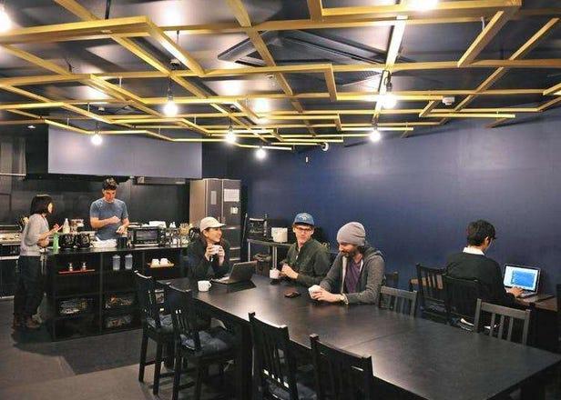 大阪の個室を備えるおすすめゲストハウス5選!アクセス至便&個室1,200円~と格安!