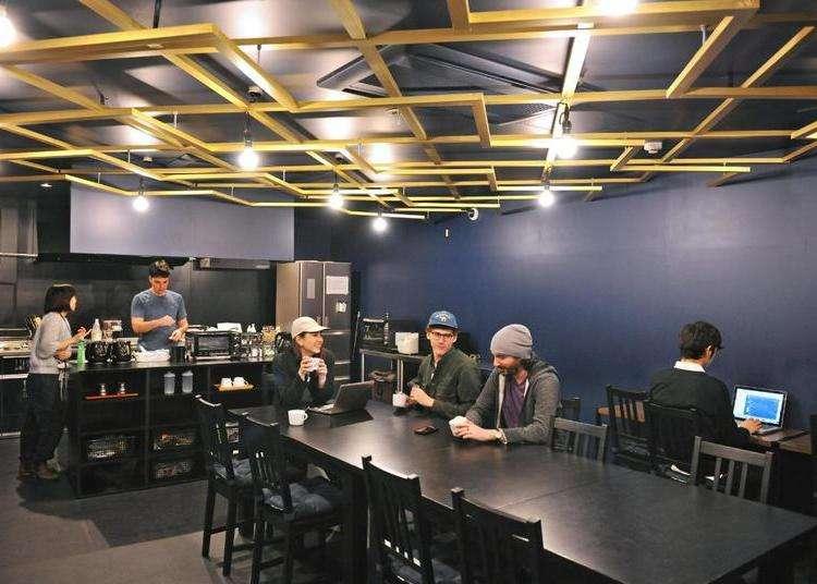 오사카 추천 게스트하우스 5곳! 뛰어난 접근성과 개인실이 1,200엔부터!