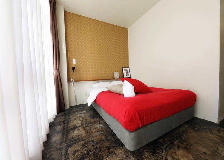 5. FON-SU Bed & Breakfast: Popular and Unique Interior Designs