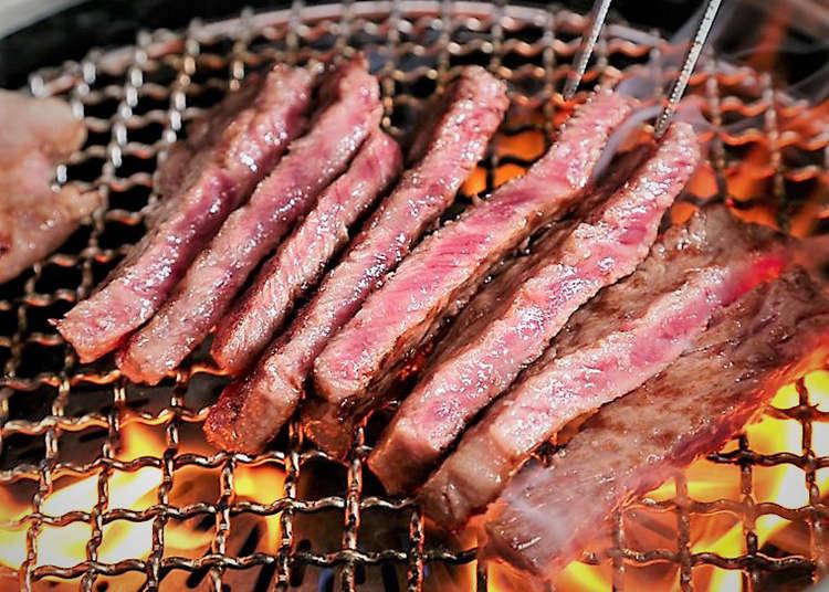 Best Yakiniku in Osaka: 4 Recommended Kobe and Matsusaka Beef Yakiniku Shops!