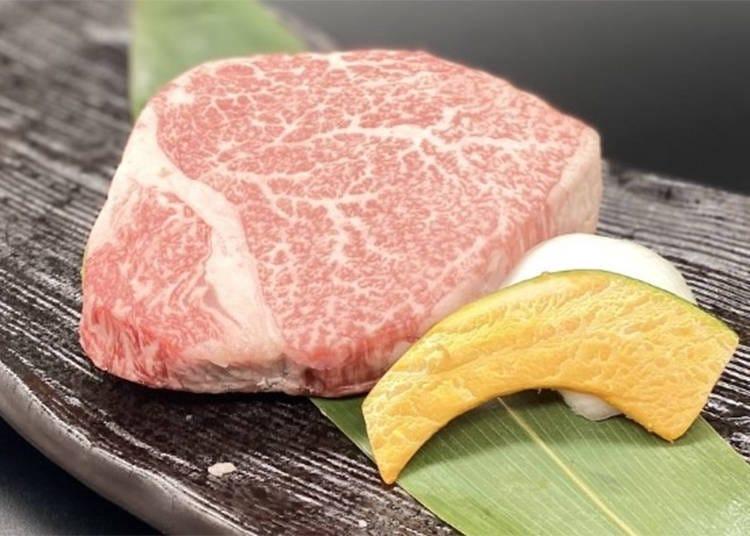 육질의 지존 센다이 소를 저렴하게 먹을 수 있는 '츠루하시 야키니쿠 하쿠운다이 그랑프론트 오사카점'
