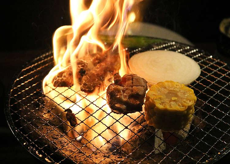 Rikimaru Shinsaibashi: All-you-can-eat Yakiniku in Osaka for Under $30!