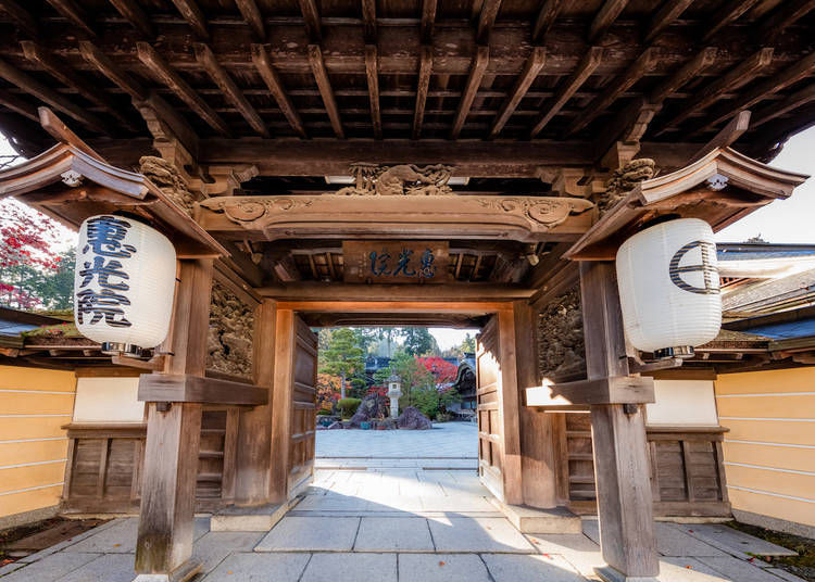 5. Eko-in – Perfect Temple Stays for First-timers!