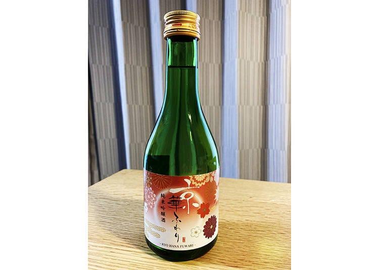 12.只有FRESCO超市才買得到「純米吟釀酒‧京華FUWARI」