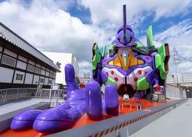 EVA迷的梦想!「新世纪福音战士京都基地」实际乘坐EVA超体验