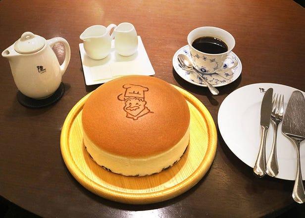[大阪限定]老爺爺起司蛋糕「陸郎叔叔的店」必吃的有這些!