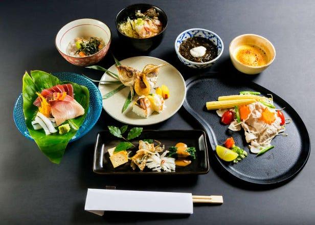 일본의 가이세키 요리에 대한 정보!  제공되는 순서와 먹는 법, 규칙을 알아본다