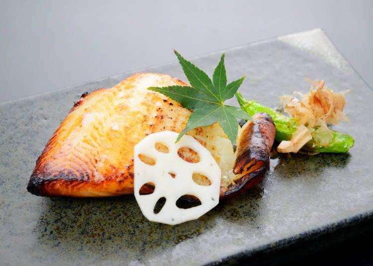 d. Yakimono (焼物)