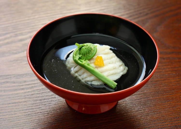 2) 니모노완 (煮物椀)