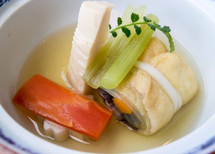 7) 다키아와세 (炊き合わせ)