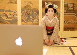 沒了觀光客,連京都藝妓也有生存危機?「線上藝妓」守護日本文化的奮鬥故事