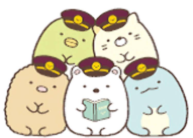 阪急電鐵x角落小夥伴要聯手帶你走出小角落囉!限定合作列車開到2021年3月31日~