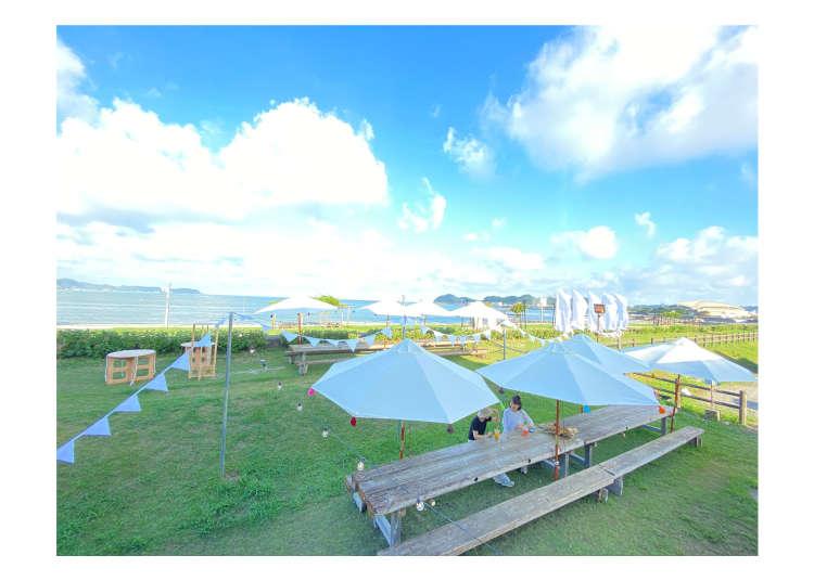 在和歌山盡享碧藍美麗海景!「BLUE BEACH NACHI」豪華露營GLAMPING全新開設