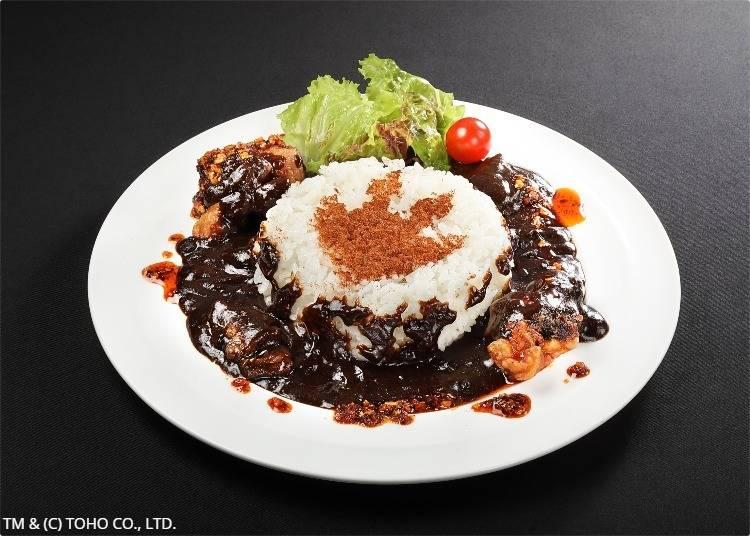 Godzilla Theme Park Attraction #5: Original Foods!