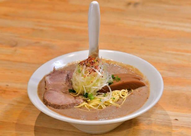 7 Must-Try Kyoto Ramen Shops 2021 - From Tasty Tori Paitan to Vegan Ramen Options!