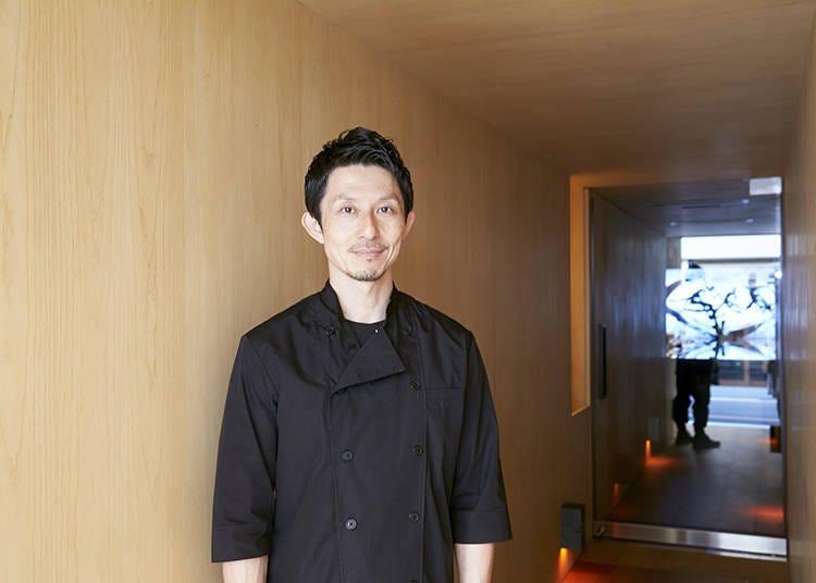 提供了藝術的用餐空間與美食的拉麵店